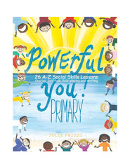 Powerful You Primary Educator Cards (Grades K-2)