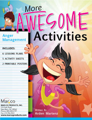 More Awesome Activities: Anger (eLessons)