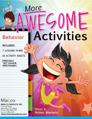 More Awesome Activities: Behavior (eLessons)