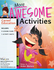 More Awesome Activities: Career Education (eLessons)