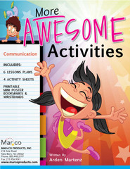More Awesome Activities: Communication (eLessons)