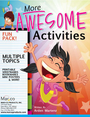 More Awesome Activities: Fun Pack (eExtras)