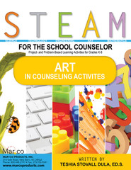 STEAM for the School Counselor: Art (eLessons)