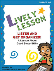 More Lively Lessons For Classroom Sessions: Listening/Organizing (eLesson)