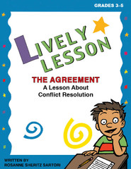 More Lively Lessons For Classroom Sessions: Conflict Resolution (eLesson)