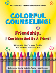 Colorful Counseling: Friendship-I Can Make and Be a Friend (eLessons)