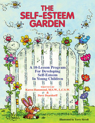The Self-Esteem Garden: 10 Lessons (eBook)