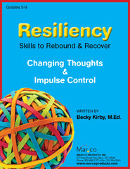Resiliency: Changing Thoughts and Impulse Control (eLessons)
