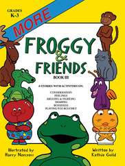 More Froggy & Friends (eBook)