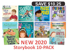 New 2020 Storybook 10-Pack