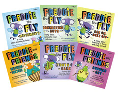 Freddie the Fly Series 6-Pack