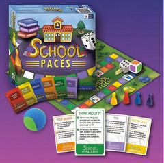 School Paces Board Game