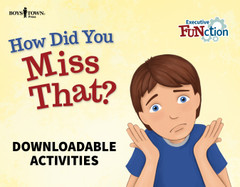 How Did You Miss That? (Downloadable eActivities)