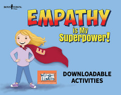 Empathy is My Superpower! (Downloadable eActivities)
