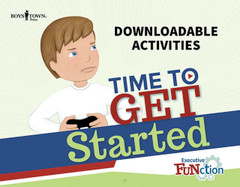 Time to Get Started (Downloadable eActivities)