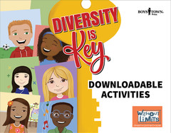 Diversity is Key (Downloadable eActivities)