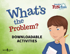 What's the Problem? (Downloadable eActivities)