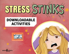 Stress Stinks (Downloadable eActivities)