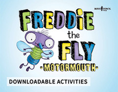 Freddie the Fly - Motormouth (Downloadable eActivities)