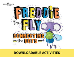 Freddie the Fly - Connecting the Dots (Downloadable eActivities)
