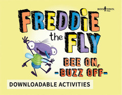 Freddie the Fly - Bee On, Buzz Off (Downloadable eActivities)