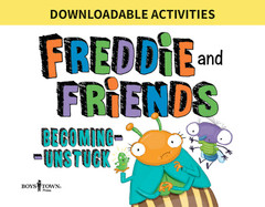 Freddie and Friends - Becoming Unstuck (Downloadable eActivities)