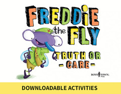 Freddie the Fly - Truth or Care (Downloadable eActivities)
