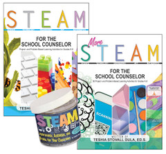 STEAM for the School Counselor 3-Pack