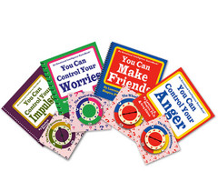 Spin & Learn! Game Books - Set of 4