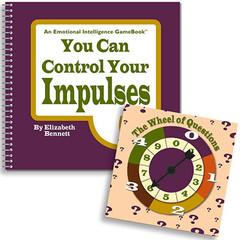 You Can Control Your Impulses: Spin & Learn! Game Book