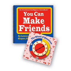 You Can Make Friends: Spin & Learn! Game Book