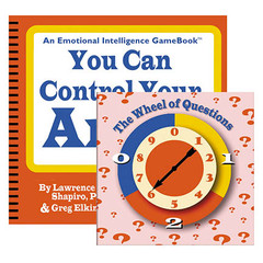 You Can Control Your Anger: Spin & Learn! Game Book