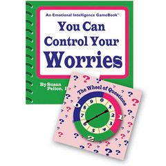 You Can Control Your Worries: Spin & Learn! Game Book