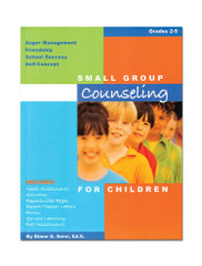 Small Group Counseling for Children 2-5 with CD