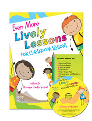 Even More Lively Lessons for Classroom Sessions with CD