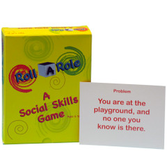 Roll-A-Role: Social Skills Game Cards