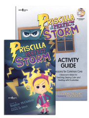 Priscilla & the Perfect Storm  & Activity Guide with CD