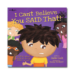 I Can't Believe You Said That! with Audio CD