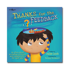 Thanks for the Feedback (I Think) with Audio CD