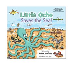 Little Ocho Saves the Sea!