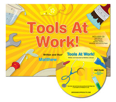 Tools at Work! with Activity/Ideas CD
