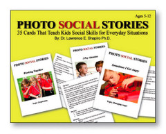 Photo Social Stories Cards Social Skills for Everyday Situations