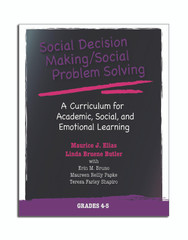 Social Decision Making/Social Problem Solving with CD: Grades 4-5