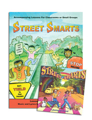 Street Smarts Activity Book with Audio CD