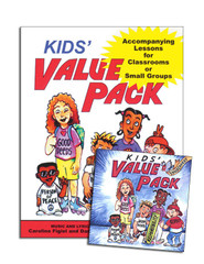 Kids' Value Pack Activity Book with Audio CD