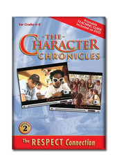 The Character Chronicles: The Respect Connection DVD