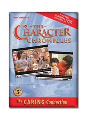 The Character Chronicles: The Caring Connection DVD
