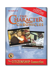The Character Chronicles: The Citizenship Connection DVD
