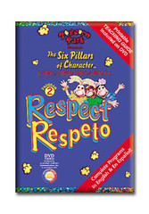 Popcorn Park Presents the Six Pillars of Character: Respect DVD
