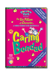 Popcorn Park Presents the Six Pillars of Character: Caring DVD